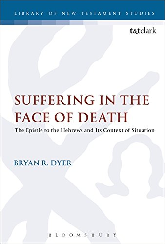 Suffering in the Face of DeathThe Epistle to the Hebrews and Its Context of S...