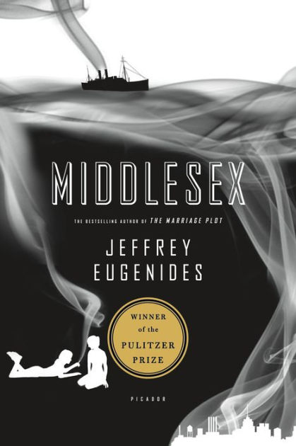 Middlesex by Jeffrey Eugenides, ISBN: 9781429956277