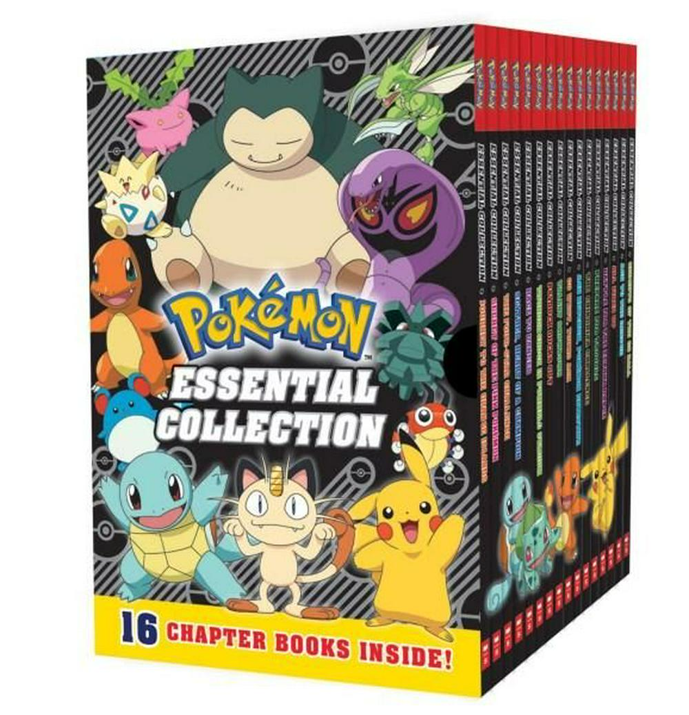 Pokemon Essential Collection by Tracey West, ISBN: 9781742762920