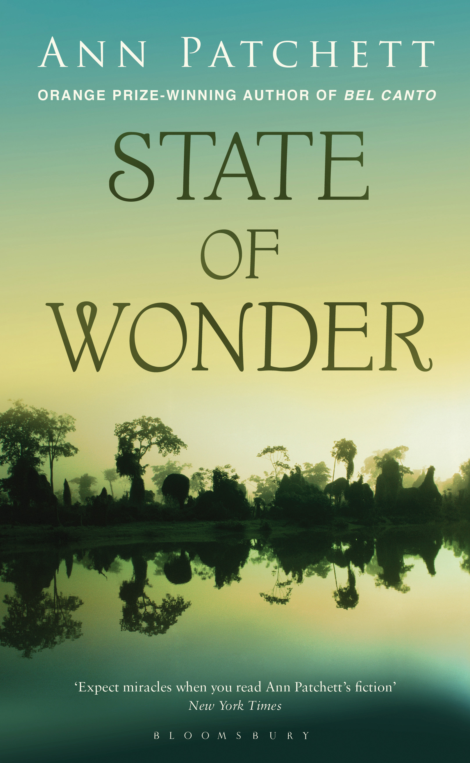 state of wonder ann patchet Ann patchett's new book, 'state of wonder,' is a tale of morality and miracles, science and sacrifice set in the amazonian jungle (marvin joseph/washington post) by neely tucker neely tucker.