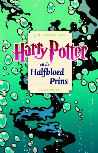 Harry Potter en de Halfbloed Prins (Harry Potter #6)
