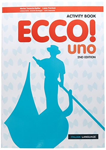 Ecco! uno Activity Book