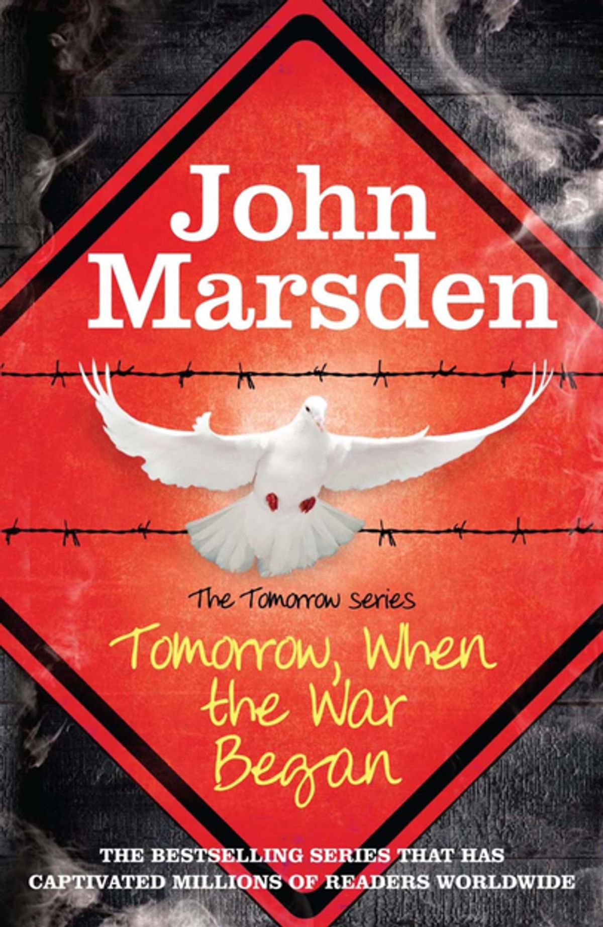 a focus on the three major characters in the novel tomorrow when the war began by john marsden Tomorrow when the war began 10wl chapter summaries chapter 1: characters: robyn (pg 1) chris (pg 2) fi (pg 3) corrie (pg 3) kevin (pg 5) elliot - was going to invite him on their trip but he is to lazy (pg 6.