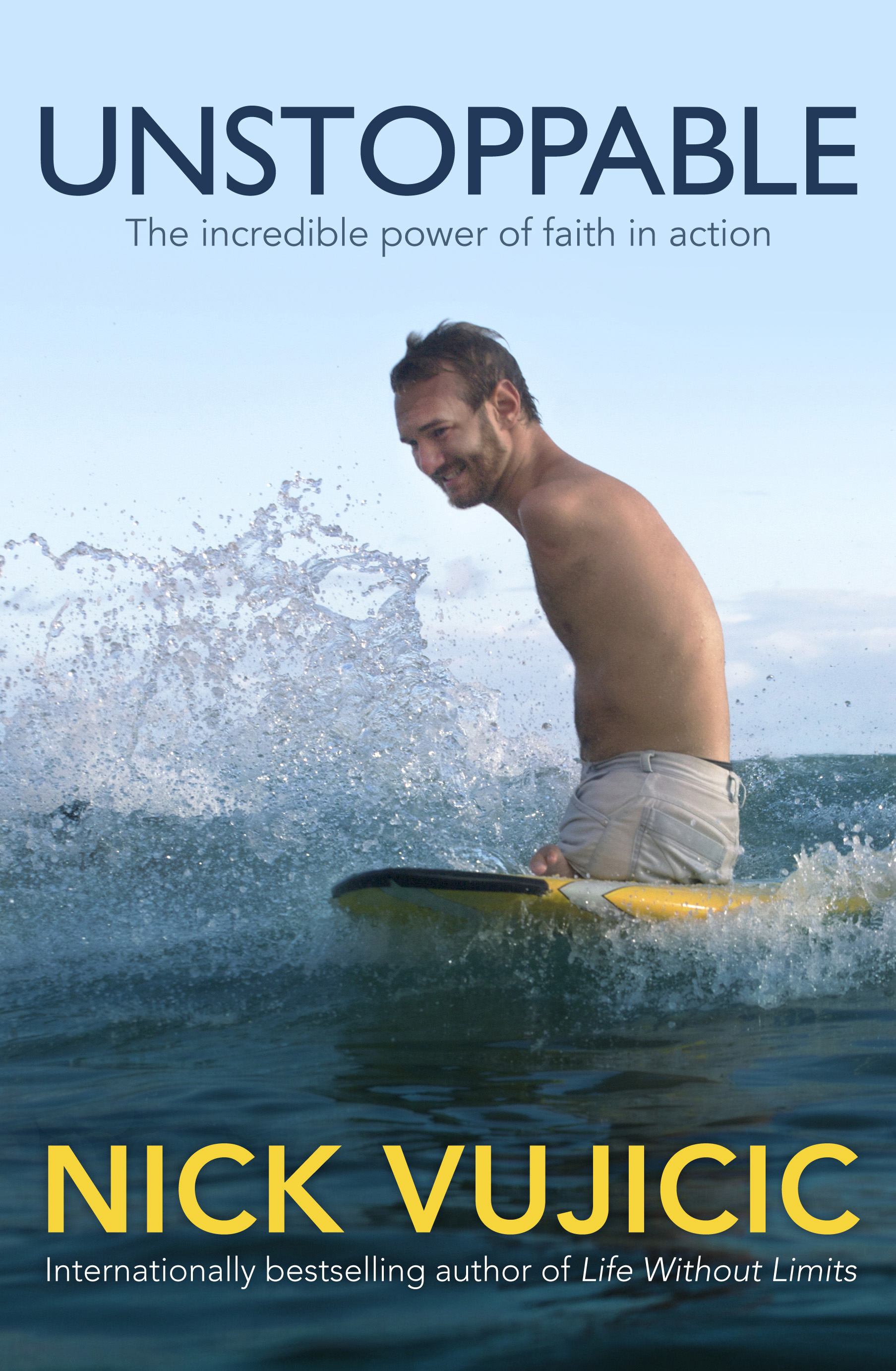 Nick Vujicic Power Of Hope Essay  Term Paper Service  Nick Vujicic Power Of Hope Essay The Life Of Nick Vujicic Calls Us To  Steward Examples Of High School Essays also Global Warming Essay Thesis  Essay Writing Topics For High School Students