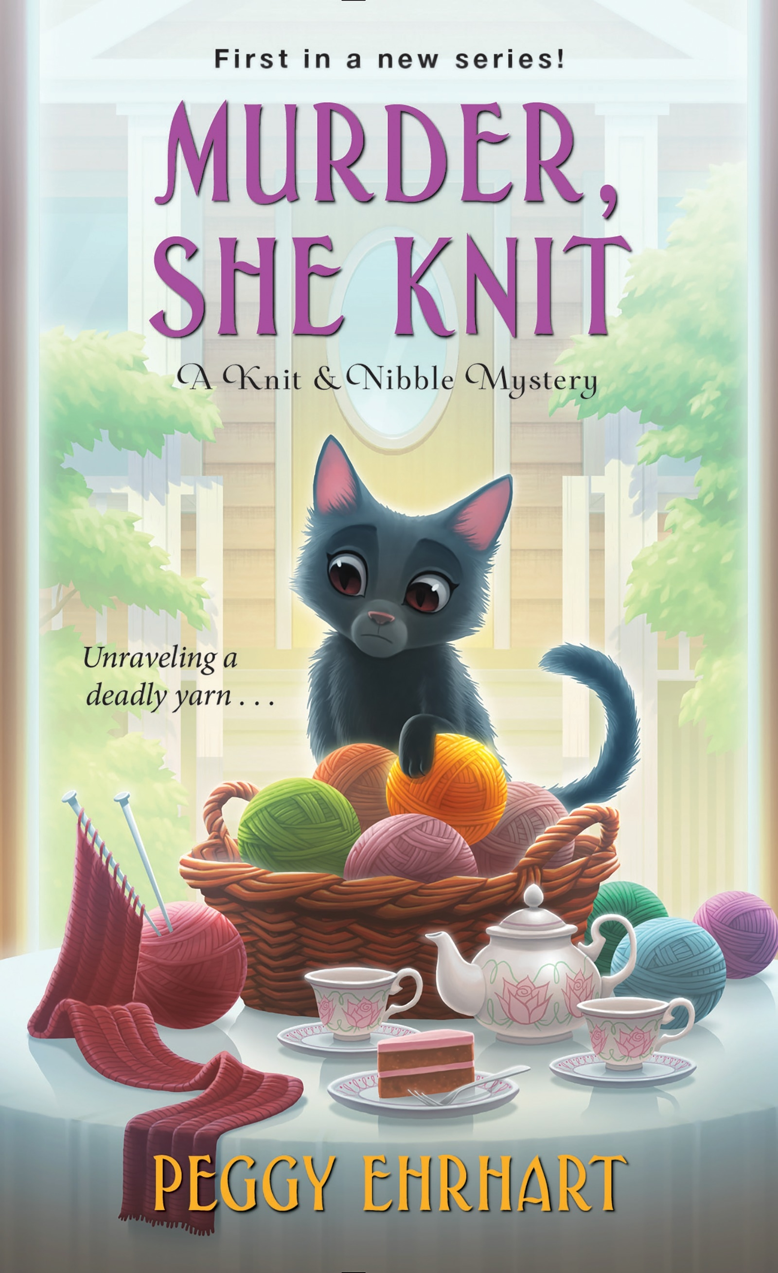 Murder, She Knit (A Knit and Nibble Mystery) (Knit & Nibble Mystery) by Peggy Ehrhart, ISBN: 9781496713278
