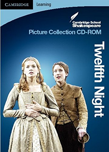 Twelfth Night Picture Collection CD-ROM (Cambridge School Shakespeare)