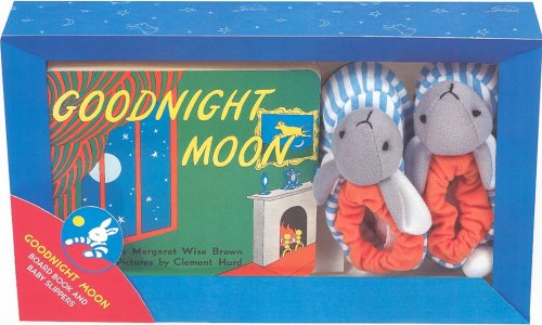 Goodnight Moon [With Slippers]