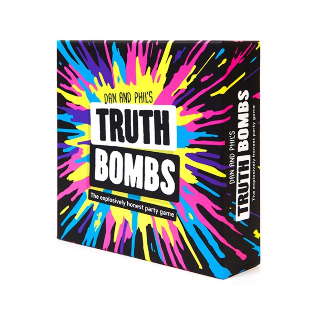 Dan & Phil's Truth Bombs by Unknown, ISBN: 0654728848774