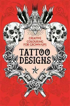 The Tattoo Colouring Book by Various Authors, ISBN: 9781782432494