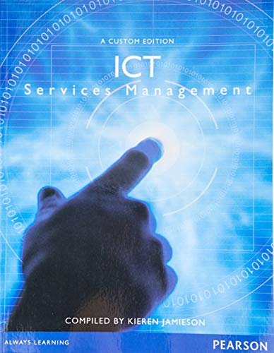 ICT Services Management (Custom Edition) (Paperback)