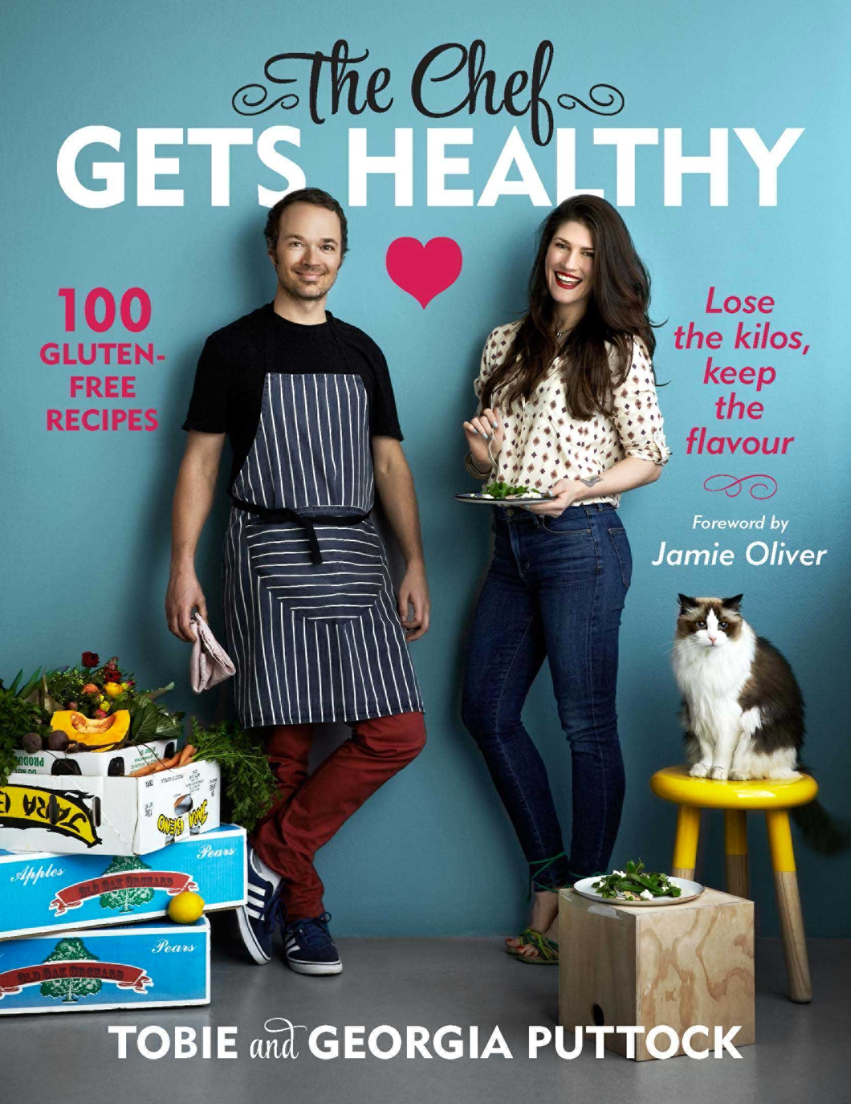 Cover Art for The Chef Gets Healthy, ISBN: 9780670077588