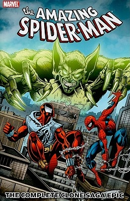 Spider-man: The Complete Clone Saga Epic: Book 2