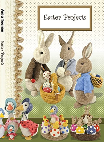 Easter Projects by Anja Toonen, ISBN: 9789492602053