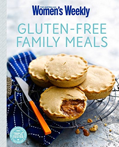 New Essential Gluten-free Family Favourites (The Australian Women's Weekly: New Essentials) by Unknown, ISBN: 9780753731284