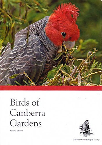 Birds of Canberra Gardens