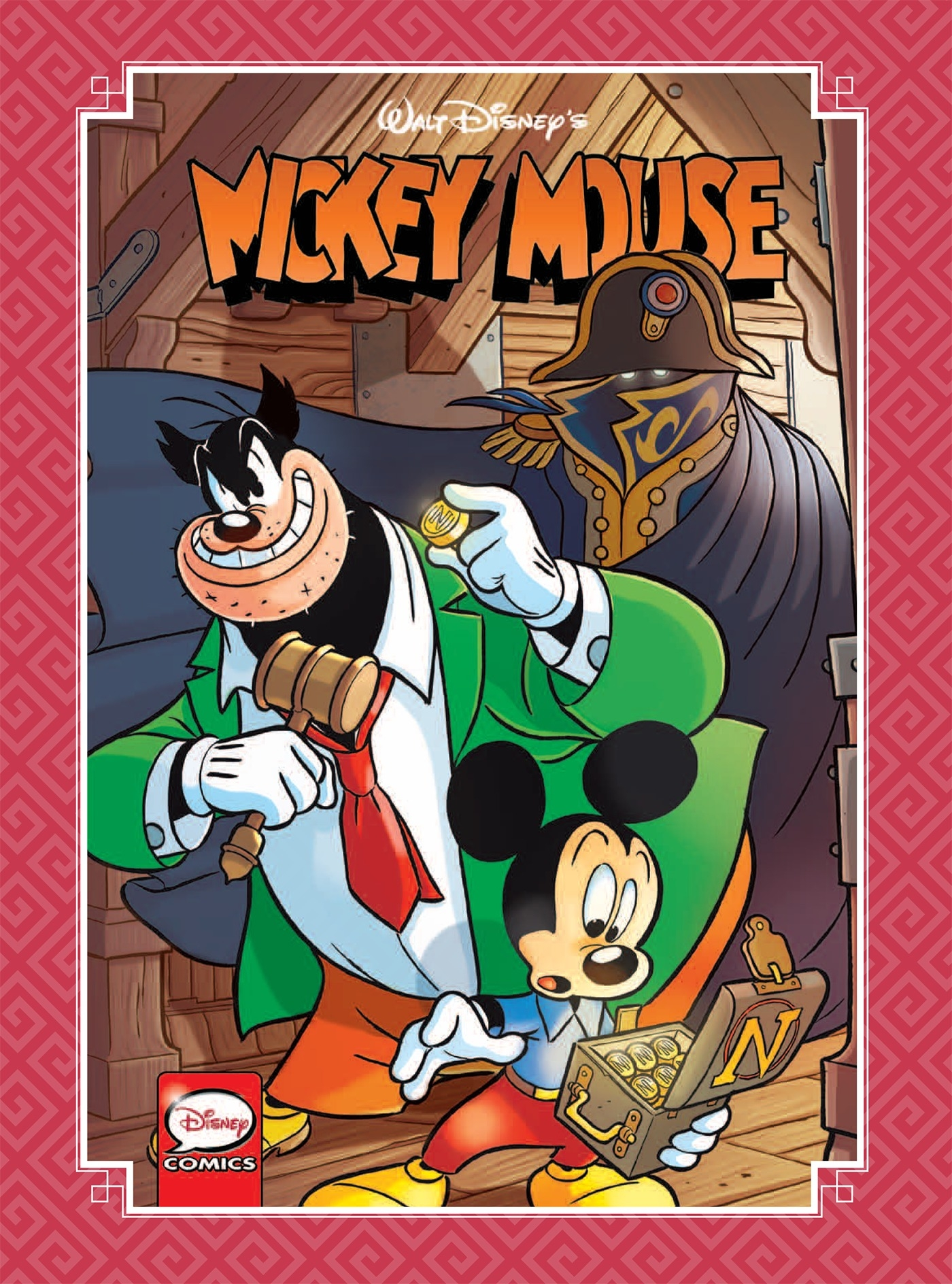 Mickey Mouse Timeless Tales Volume 3Timeless Tales Volume 3