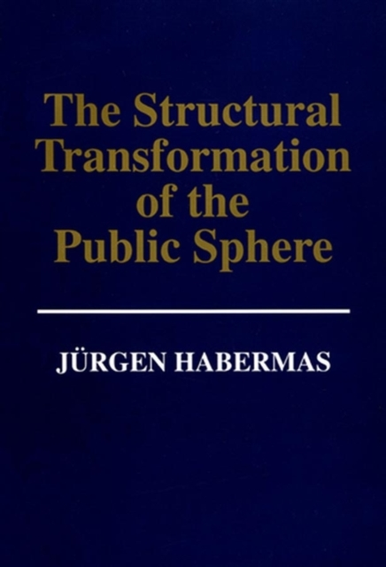 an analysis of habermas perspectives in the public sphere Jürgen habermas (born june 18, 1929) is a german philosopher and sociologist in the tradition of critical theory and american pragmatism he is best known for his work on the concept of the public sphere, which he has based in his theory of communicative action.