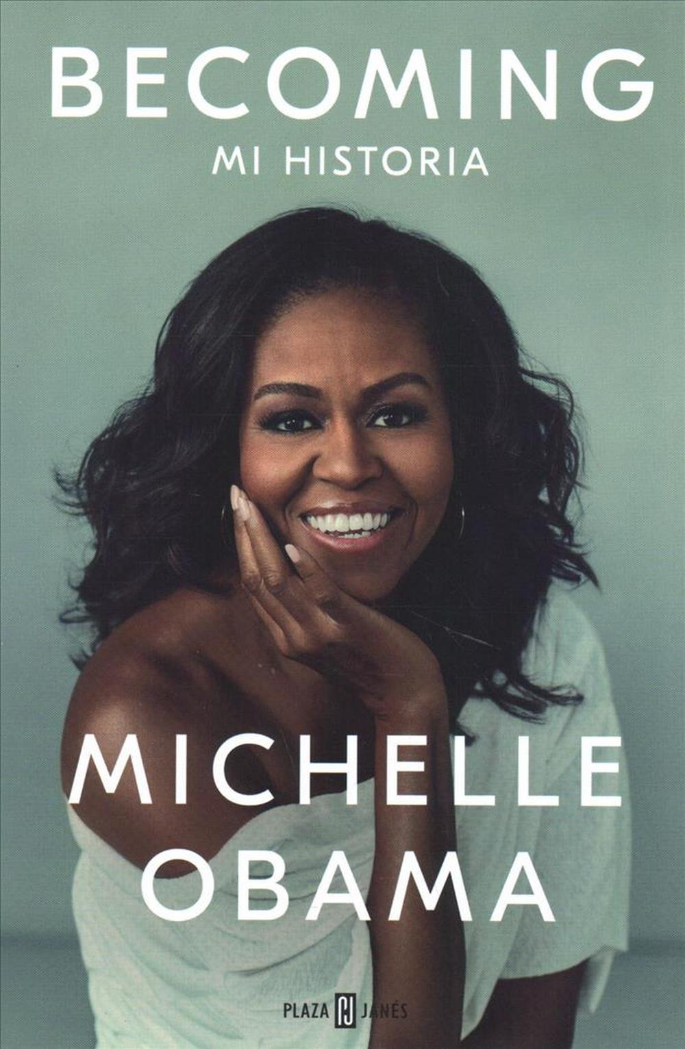 Becoming by Michelle Obama, ISBN: 9781947783775