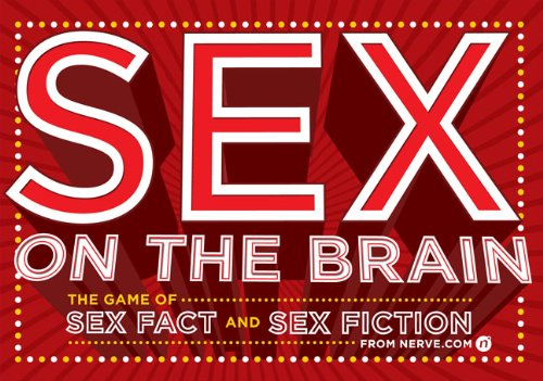 Sex on the Brain Board Game by Chronicle Books, ISBN: 9780811861069