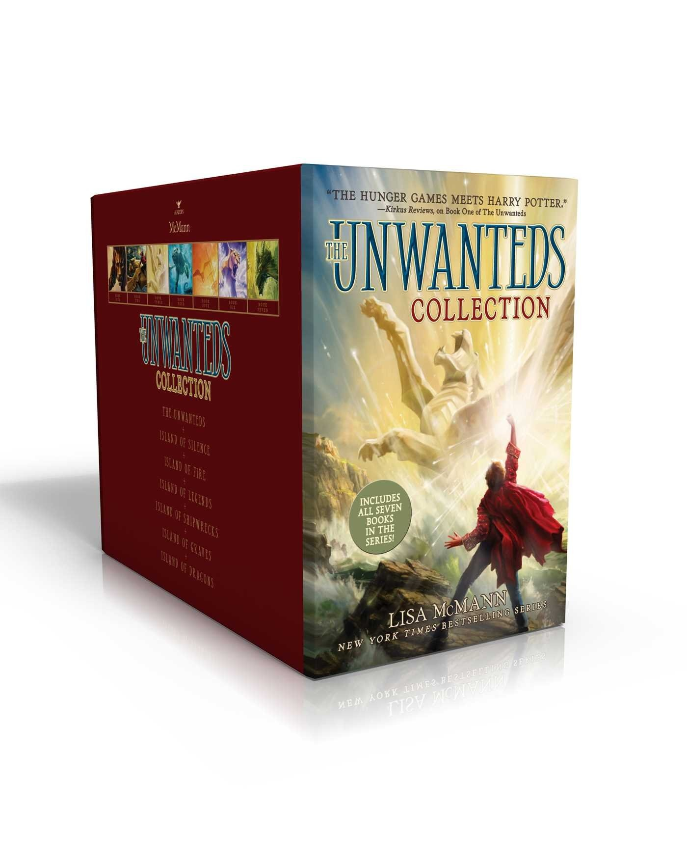 The Unwanteds CollectionThe Unwanteds; Island of Silence; Island of Fir...