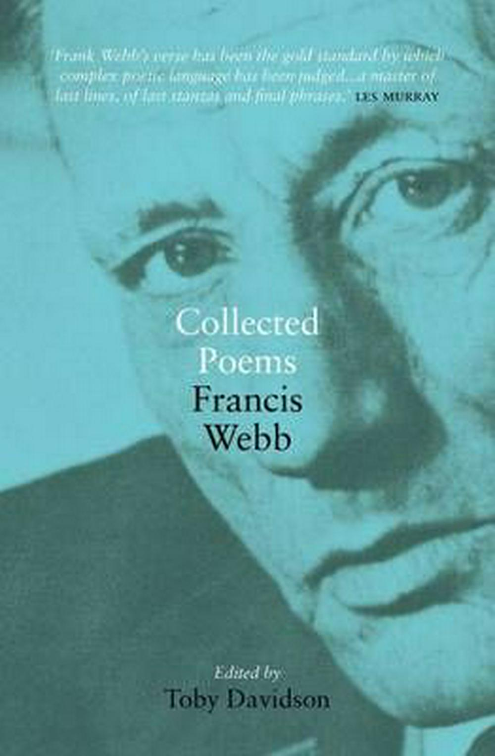 Francis Webb by Toby Davidson, ISBN: 9781742582689