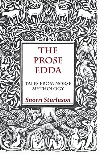 The Prose Edda - Tales from Norse Mythology by Snorri Sturluson, ISBN: 9781409727613