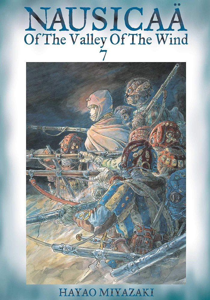 Nausicaa of the Valley of the Wind: v. 7