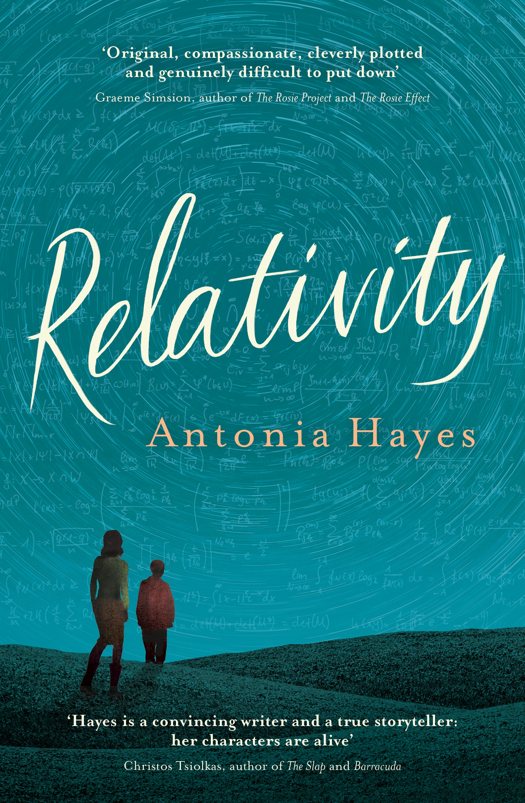 Cover Art for Relativity, ISBN: 9780670078585