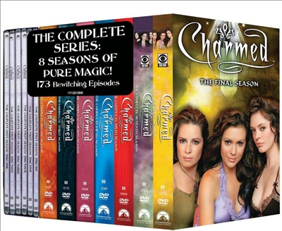 Charmed: The Complete Series by Unknown, ISBN: 0097361302041