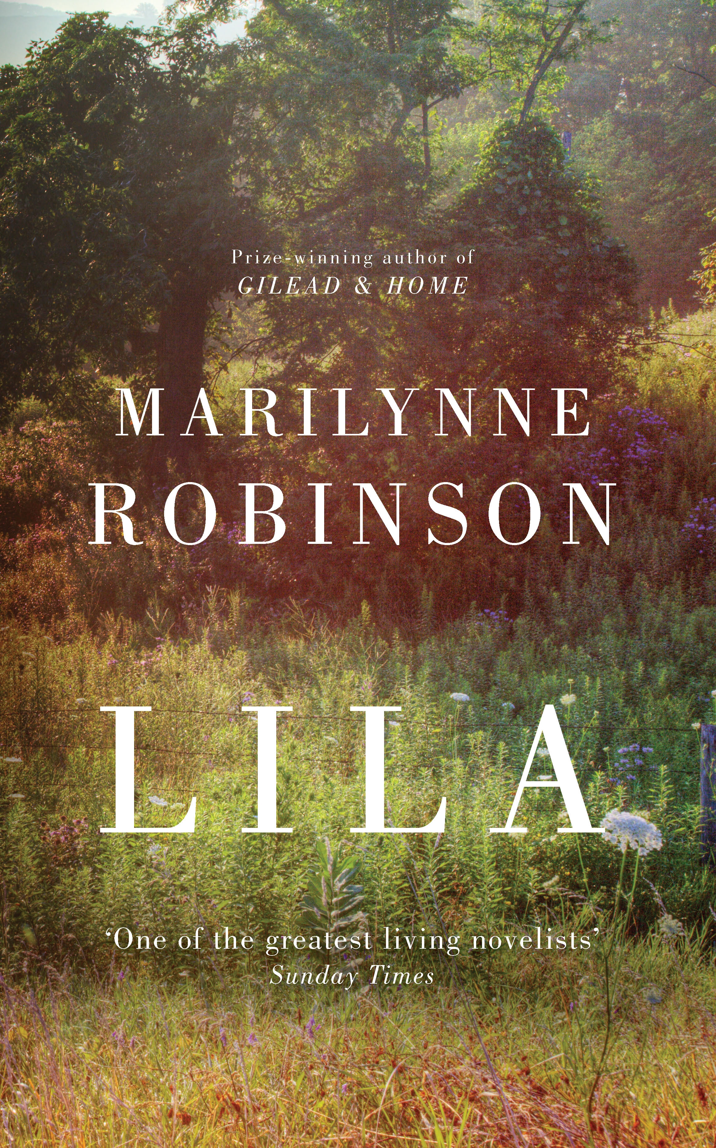Cover Art for Lila, ISBN: 9781844088812