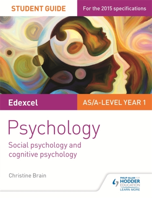 Edexcel Psychology Student Guide 1Social Psychology and Cognitive Psychology
