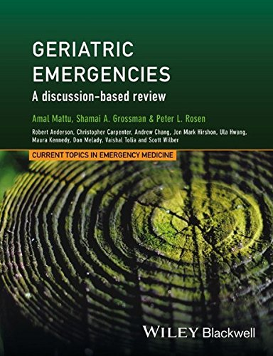 Geriatric EmergenciesA Discussion-Based Review