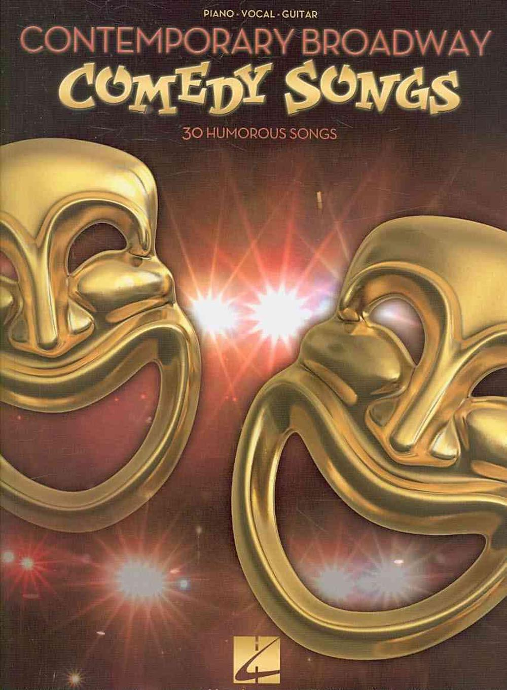 Contemporary Broadway Comedy Songs by Creator-Hal Leonard Corp., ISBN: 9781423468905