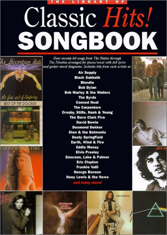 Library of Classic Hits! Songbook