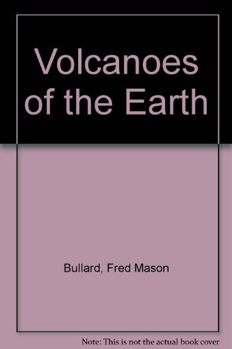 Volcanoes of the Earth