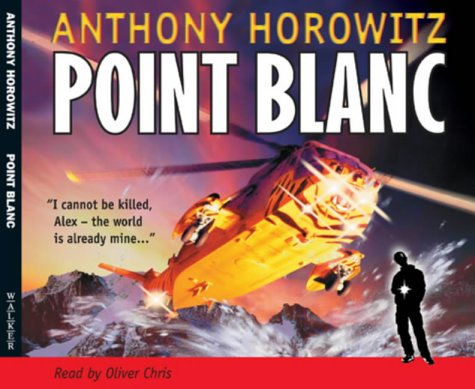 book assessment about time blanc as a result of anthony horowitz