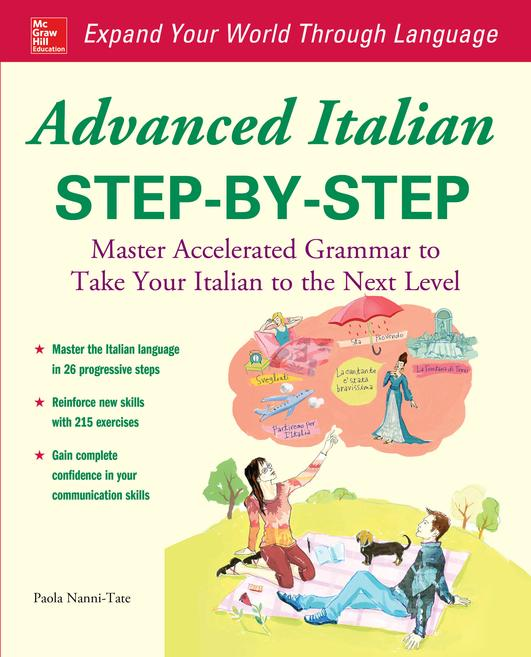 Advanced Italian Step-By-StepStep-By-Step