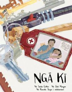 Cover Art for Nga Ki, ISBN: 9781775501640