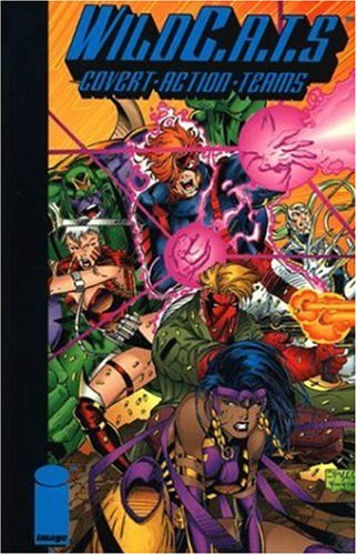 WildC.A.T.S. Compendium (WildCATS Covert Action Teams)