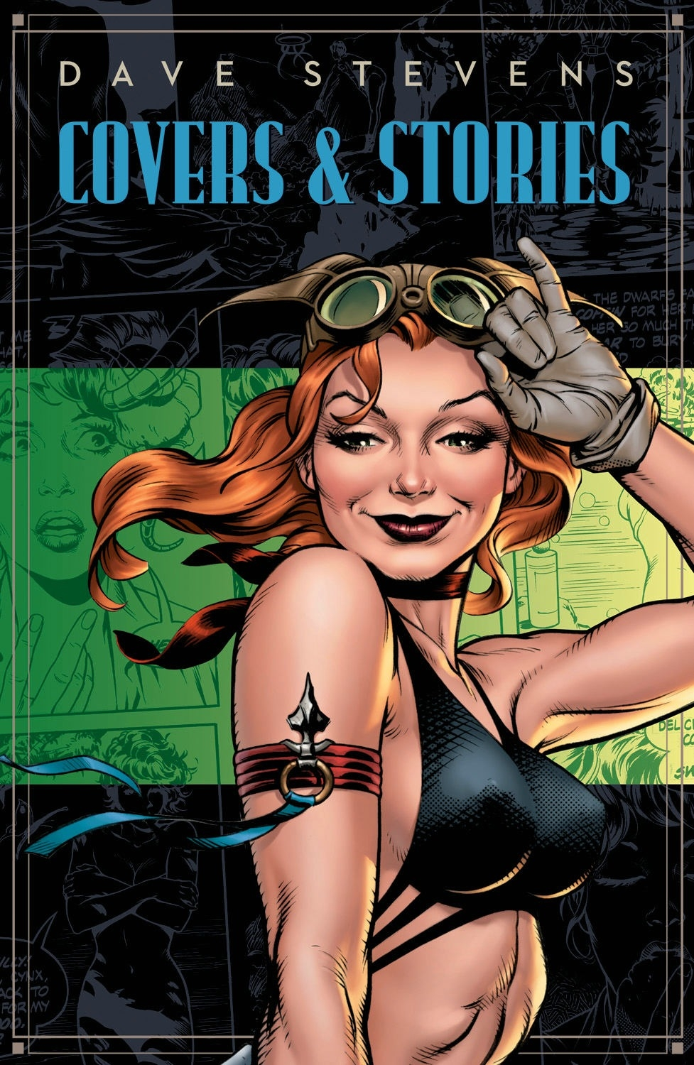 Dave Stevens' Stories & Covers by Dave Stevens, ISBN: 9781613772690