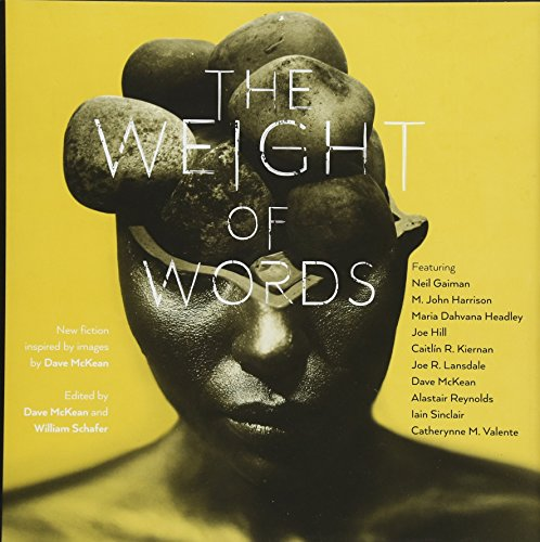 The Weight of Words by Dave McKean, ISBN: 9781596068254