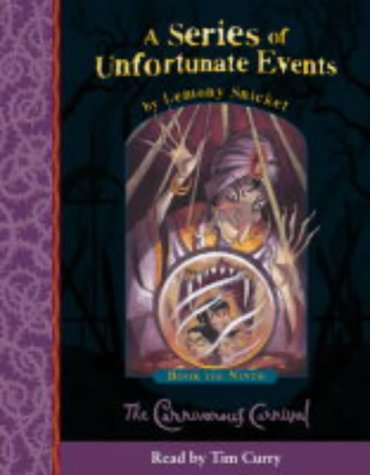 carnivorous carnival book report A carnival is a place for good family fun—as long as one has a family, that is for the baudelaire orphans, their time at the carnival turns out to be yet another episode in a now unbearable series of unfortunate events.