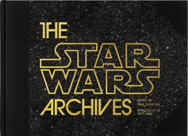 The Star Wars Archives: Episodes IV-VI 1977-1983 by Unknown, ISBN: 9783836563406
