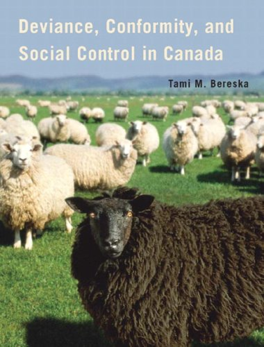 Deviance, Conformity and Social Control in Canada