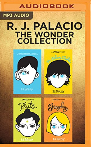 The Wonder Collection: Wonder / the Julian Chapter / Pluto / Shingaling by R. J. Palacio, ISBN: 9781536614367