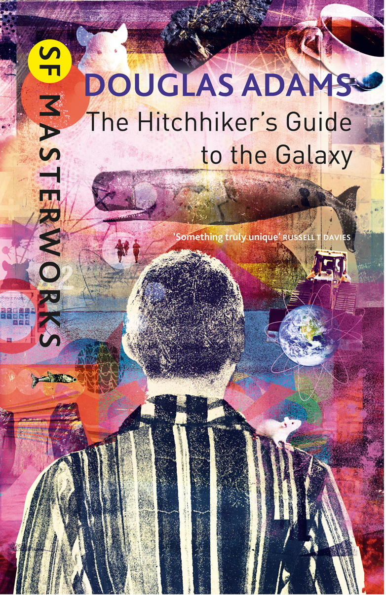 an analysis of the adventures of arthur dent in the hitchhikers guide to the galaxy by douglas adams In the hitchhiker's guide to the galaxy, arthur dent is the story line is so great because douglas adams chapter analysis of the hitchhiker's guide.