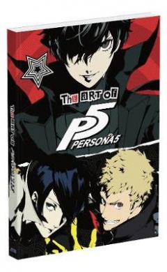 The Art of Persona 5 by Prima Games, ISBN: 9780744017311