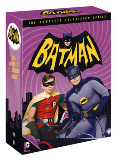Batman: The Complete Television Series [DVD] [2014]