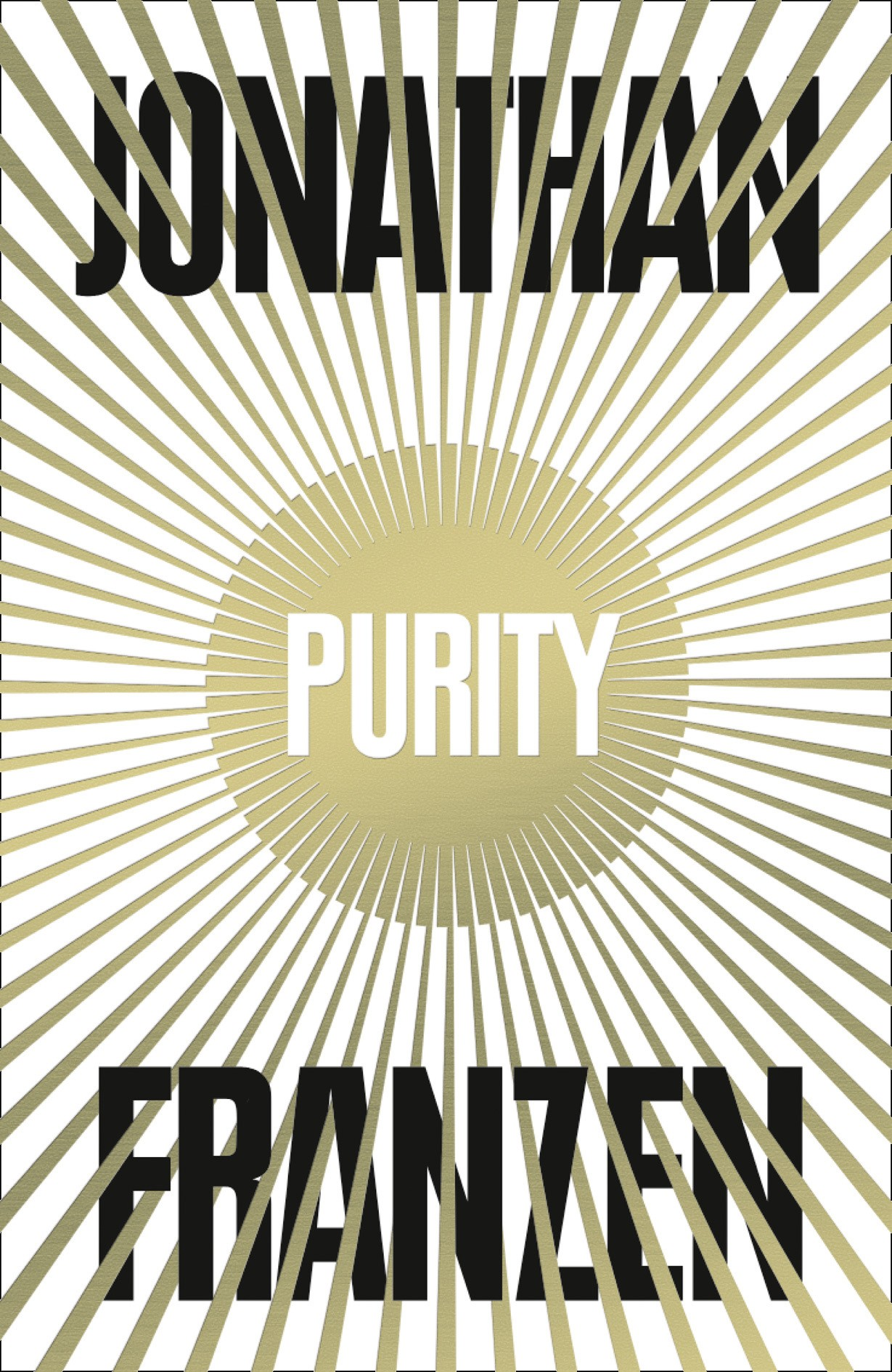 Cover Art for Purity, ISBN: 9780007532766