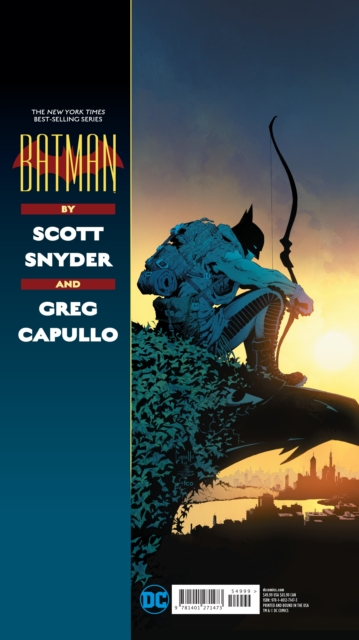 Batman By Scott Snyder and Greg Capullo Box Set 2